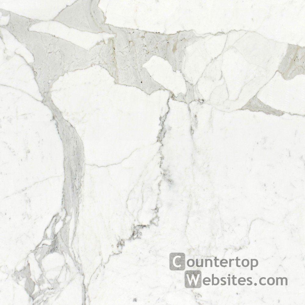 Calcutta Borgi Marble Countertop