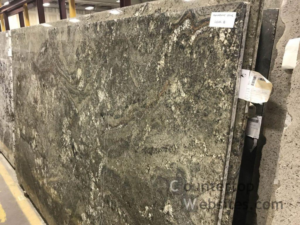 amarone granite kitchen