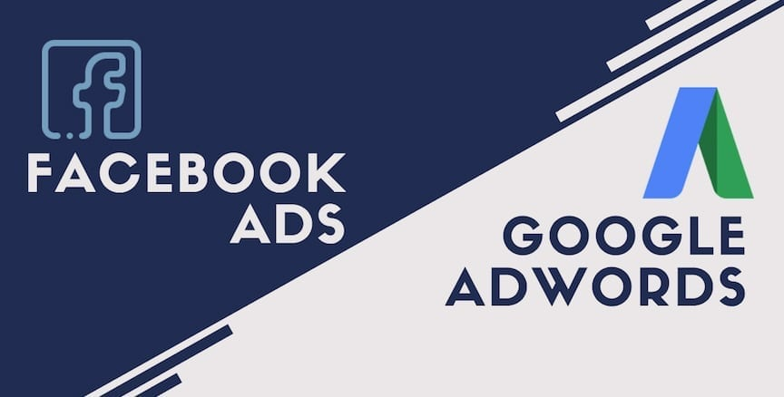 facebook ad and google adwords managment