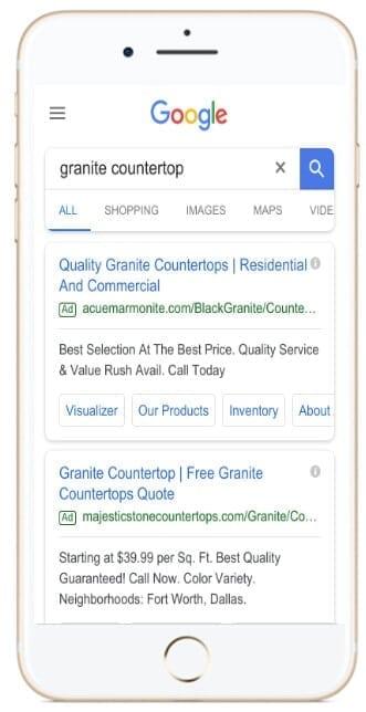 expert google adwords management