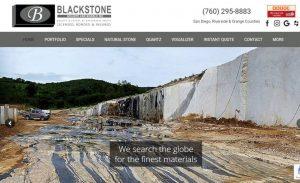 Blackstone SD - countertop fabricator