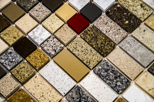 Quartz Countertop Color Samples